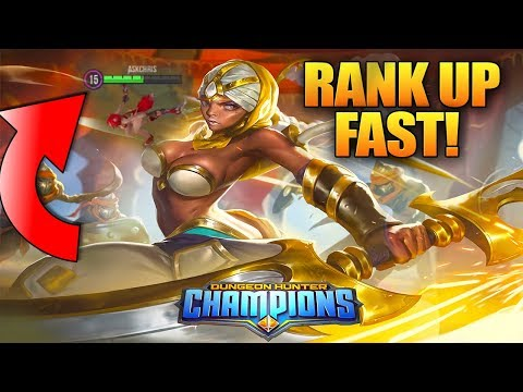 How To Rank Up Fast Tips And Tricks Dungeon Hunter Champions