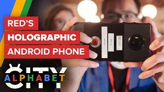 The world's first holographic phone, YouTube Premium explained (Alphabet City)