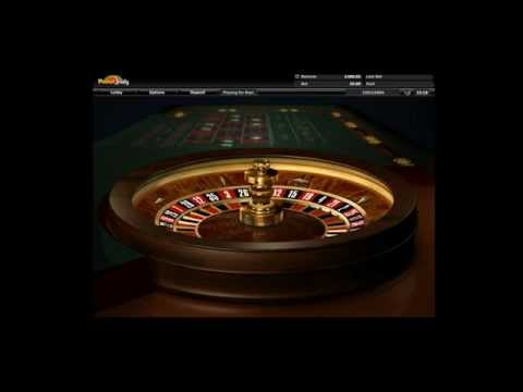 Video European roulette online free game