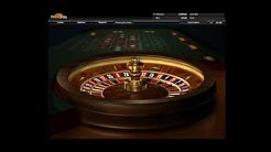 Online European Roulette Casino Game