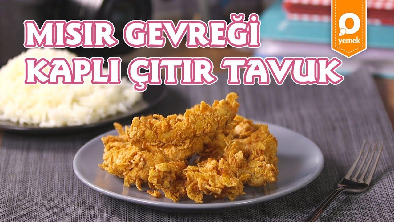 Çıtır Tavuk Parçaları Videosu