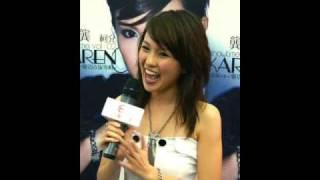 Karen Kong SINGS CHINESE NEW YEAR SONG(Audio/mp3 version)