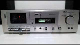 Tape Deck AKAI CS-MO2