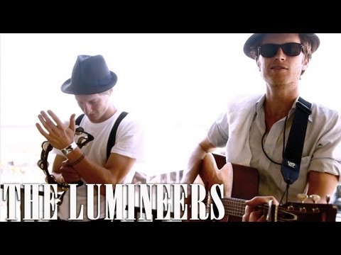 The Lumineers - Slow it Down - Hangout Music Fest Session