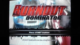 Let's Play: Burnout - Dominator (PS2)
