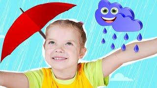 Rain Rain Go Away - Children Song by Nicole