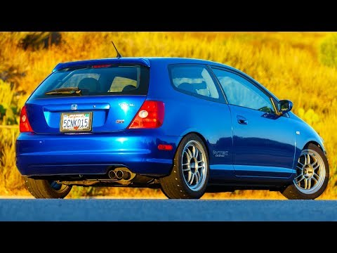 Download Project EP3 Honda Civic Si: Why the Suspension Sucks and How to Fix It!