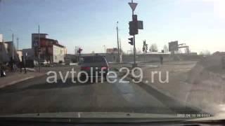 Экзаменационный маршрут ГИБДД г. Архангельска № 7(Часть 3., 2013-04-14T15:08:44.000Z)