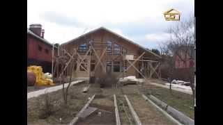 Установка окон и дверей в деревянный дом(, 2015-11-02T09:51:43.000Z)
