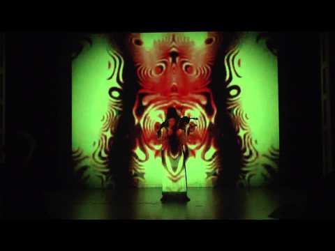 Grand Tango for Violin and Video by Jeffrey Harrington, Karen Bentley Pollick, Violin, Seattle 2012