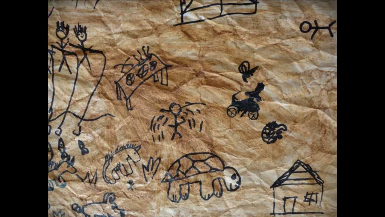 arte rupestre 6º ano a e b youtube