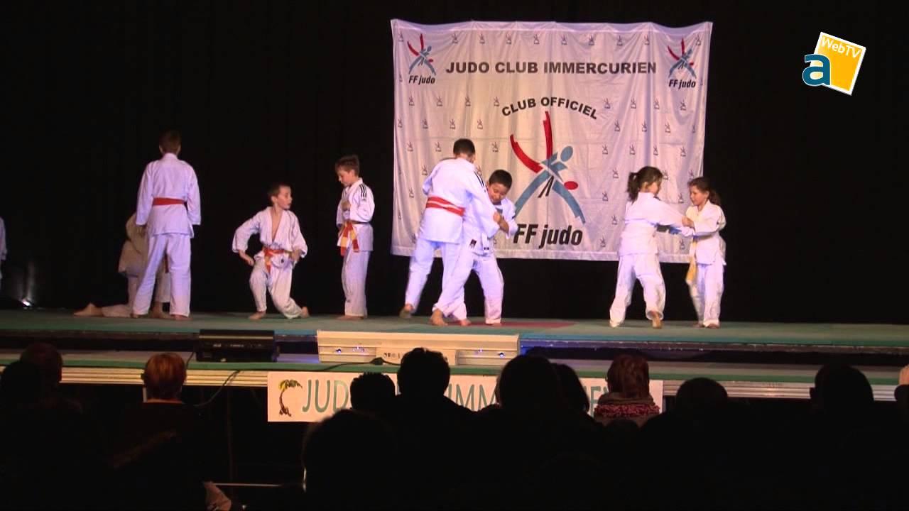 LE JUDO CLUB IMMERCURIEN A SOUFFLE SES 30 BOUGIES