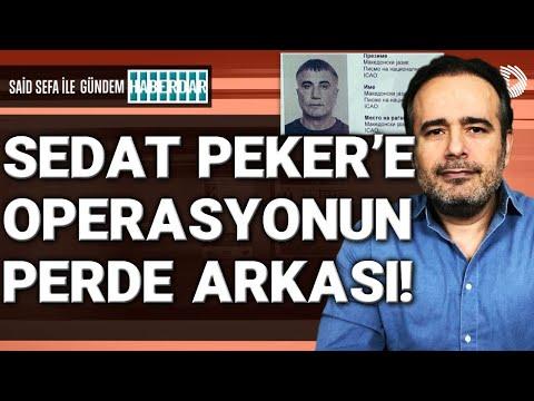 Sedat Peker'e neden operasyon düzenlendi? Soylu, Pelikan kavgası mı başlıyor?