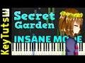 Learn to Play Secret Garden from Flowerfell (Undertale AU) - Insane Mode