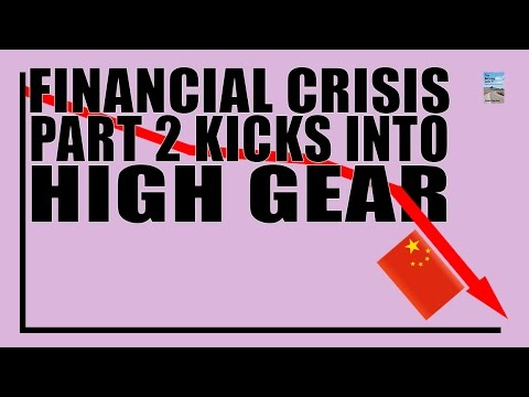 Financial Crisis Part 2 as Greece Bank Run Will Become Global Epidemic!