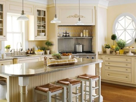 Off White Kitchen Cabinets Youtube