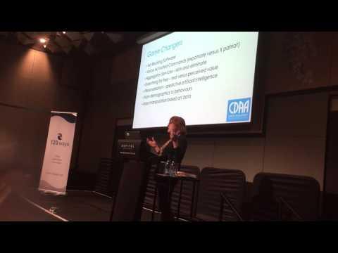 Career Development Association of Australia CDAA Conference Melbourne 2016 Digital Era Sue Ellson