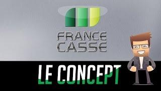 Le concept France Casse - Le plus grand réseau de casses auto en France !