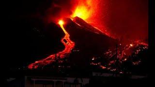 DIRECTO   Erupción Del Volcán En La Palma