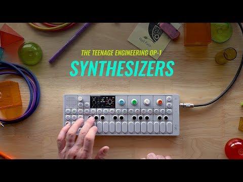 Teenage Engineering OP-1   Synthesizer Engines