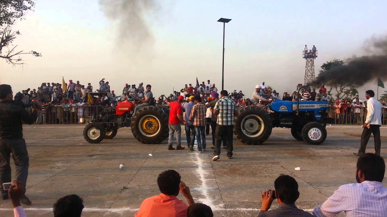 Tractor Tochan In Dhnansu With Sawraj 855