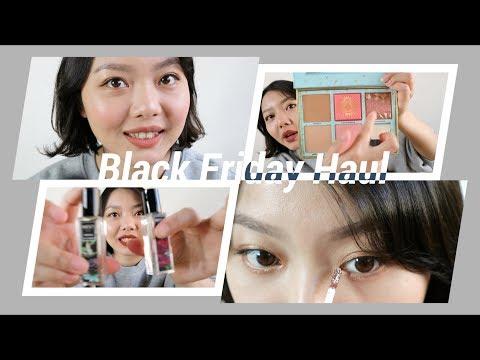 你也太晚發! Sephora 黑色星期五買了什麼? | Late Black Friday Haul | Sephora