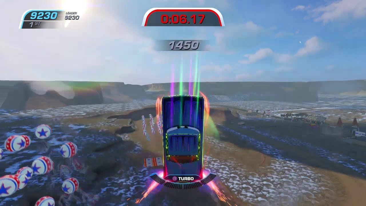 Cars 3 Driven To Win Airing It Out Trophy Achievement Guide