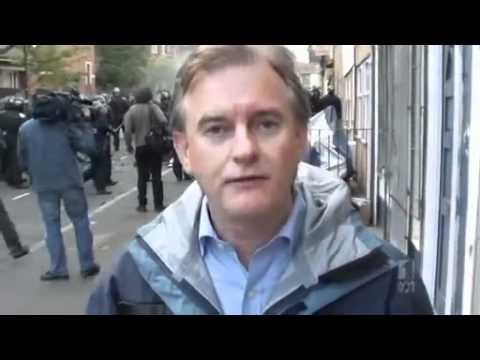 London rioting spreads across England Mp3