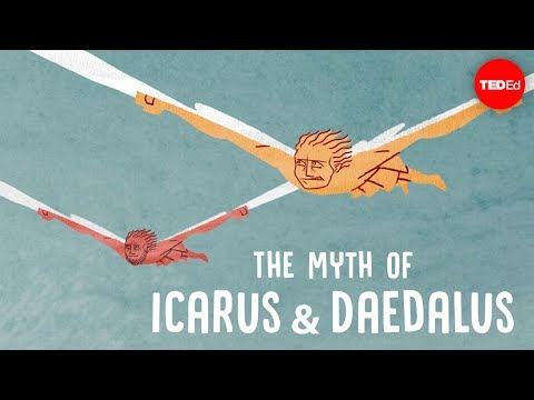 Thumbnail: The myth of Icarus and Daedalus - Amy Adkins