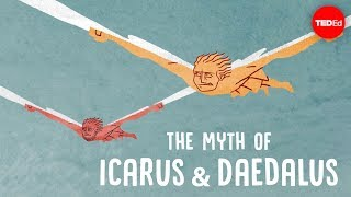 The myth of Icarus and Daedalus - Amy Adkins thumbnail