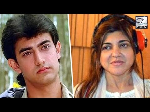 OMG! Aamir Khan THROWN Out Of Room By Alka Yagnik | Lehren Diaries
