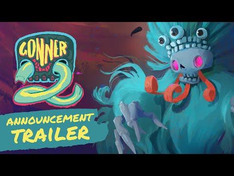 GONNER2 Reveal Trailer