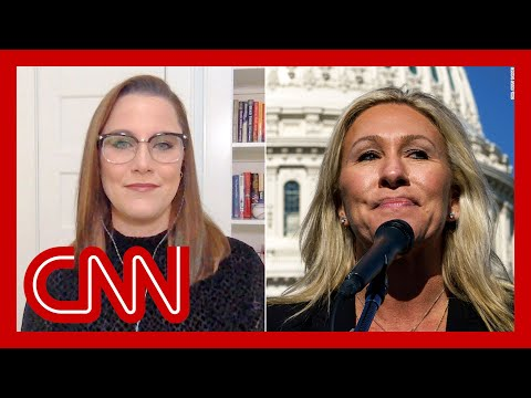 Cupp: Marjorie Taylor Greene is in Congress to get famous - CNN
