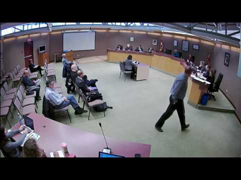 General Purpose and Administration Committee - February 6, 2017