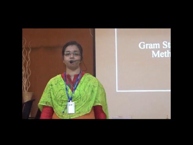 Gram staining method