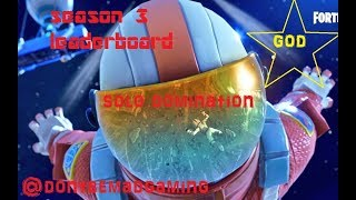 Fortnite Battle Royale season 3 update| Battle pass| Road to 300 subs| 10$ Giveaway DOMINATION