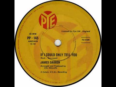 James Darren - If I Could Only Tell You