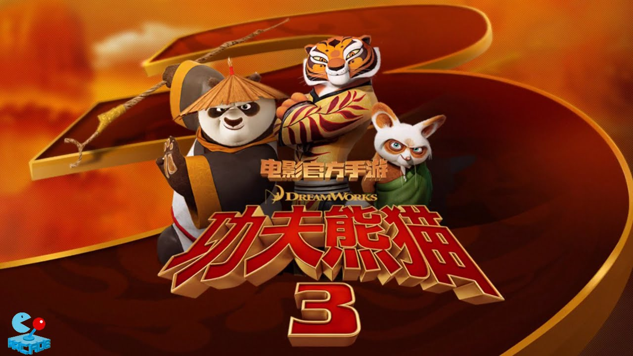 Kung Fu Panda 3 Movie Official Game By Netease Ios Android