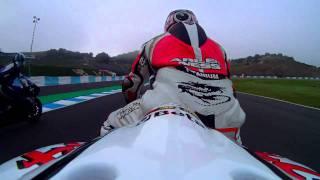 Sergiqu Circuito Jerez GSXR 27 02 11 Tanda 1 Delantera