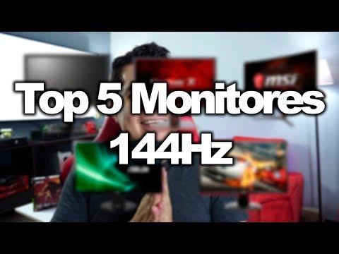 Top 5 Monitores Gamers de 144Hz - Proto Hw & Tec