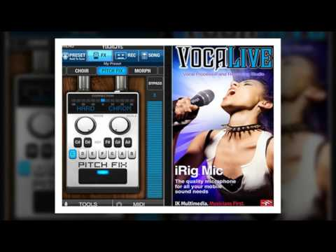 Top iPhone Apps for Singers