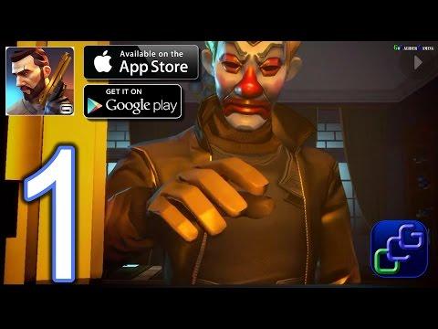 Gangstar New Orleans Android iOS Walkthrough - Gameplay Part 1 -