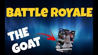 JABARI BLASH BETTER THAN PEPE!? JABARI IS GOAT! MLB THE SHOW 17 BATTLE ROYALE