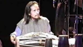 Toshi Tsuchitori play asian drum solo & duo with Milford Graves at Osaka 1993