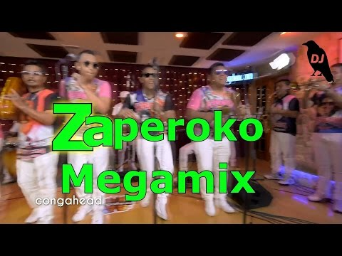 VIDEO: MEGAMIX ZAPEROKO 2018 'EXITOS MIX' - DJ EL CUERVO SALSA MIX 2018