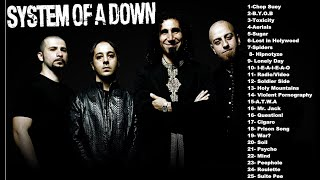 This playlist is a tribute for system of down, one the best rock bands off all time. credits band live shows soad .................