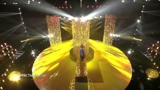 MBC The X Factor -ماريا نديم -Unbreak My Heart- العروض المباشرة