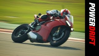 Race against the clock : Ducati Panigale V4 S sets lap record at BIC : PowerDrift