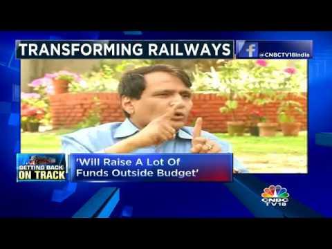 Getting Back On Track: Suresh Prabhu On 2017 Targets