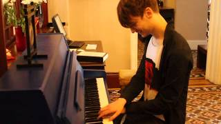 Me playing Muse on piano